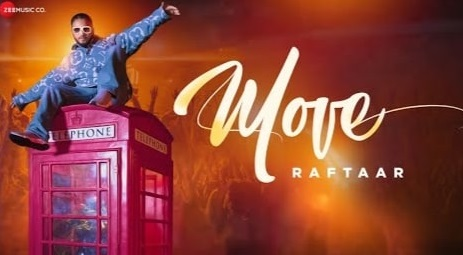 मूव (Move) lyrics Raftaar, saurabh Lokhande