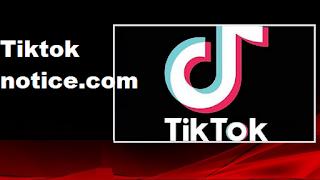 Tiktoknotice.com | tiktoknotice .com | Cara dapatkan Followers Tiktok Gratis Dari tiktoknotice. com