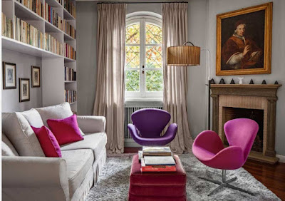 hall and Living room curtain design ideas and trends 2019, modern curtain colors