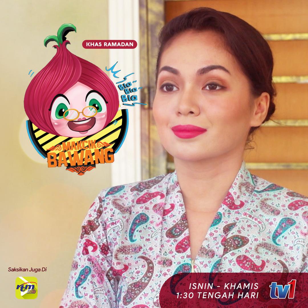 Tonton Mak Cik Bawang (2021) TV1 Streaming