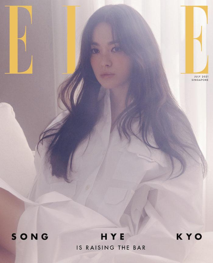 Song Hye Kyo, 송혜교, Song Hye Kyo Elle, Song Hye Kyo 2021