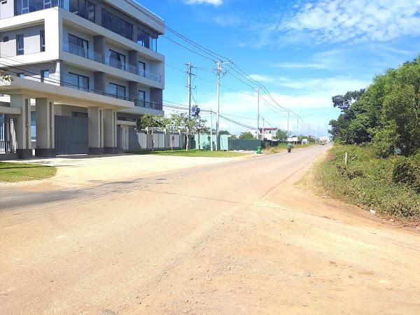 ảnh thực tế tl328 đoan gần trường tiểu học Hồ Tràm