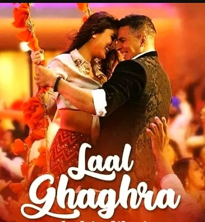 Laal Ghaghra Lyrics | Good Newwz | Neha Kakkar