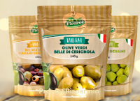 Logo Ficacci ''Vota la ricetta 5'' : vinci gratis 52 cofanetti di olive