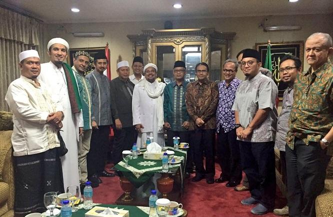 GNPF MUI bertemu dengan PP Muhammadiyah, Nov 2016 (Twitter DPP FPI)