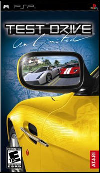 Test Drive Unlimited PSP (Español - ISO) [MEGA]
