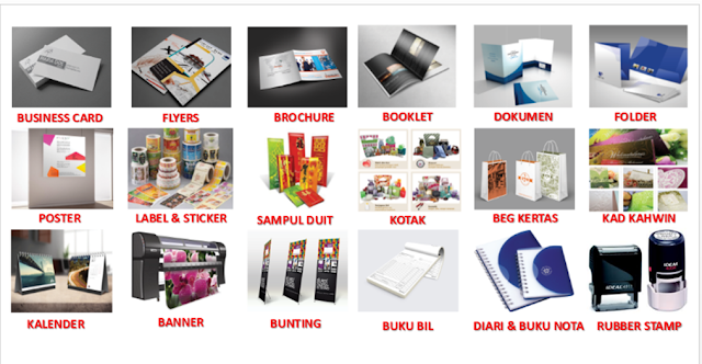 Cara Nak Mulakan Bisnes Printing Anda Sendiri