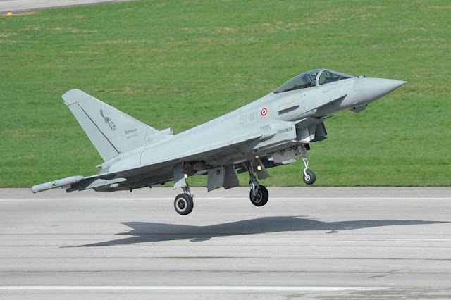 Italian Air Force 51st Wing returns to play air defense role