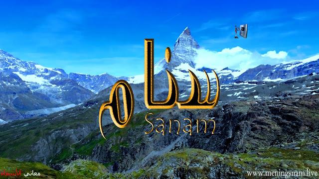 معنى اسم سنام وصفات حامل هذا الاسم Sanam