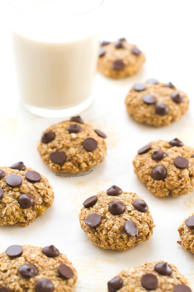 Oatmeal Cookies Recipe | danceofstoves.com