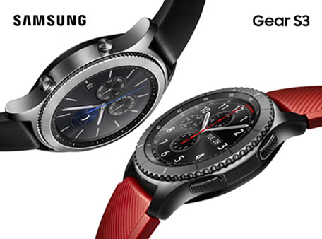 IFA 2016: SAMSUNG Gear S3 classic and Gear S3 frontier smartwatches announced