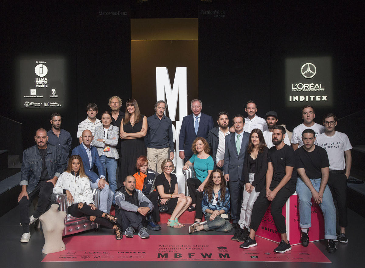 Mercedes-Benz Fashion Week Madrid - diseñadores