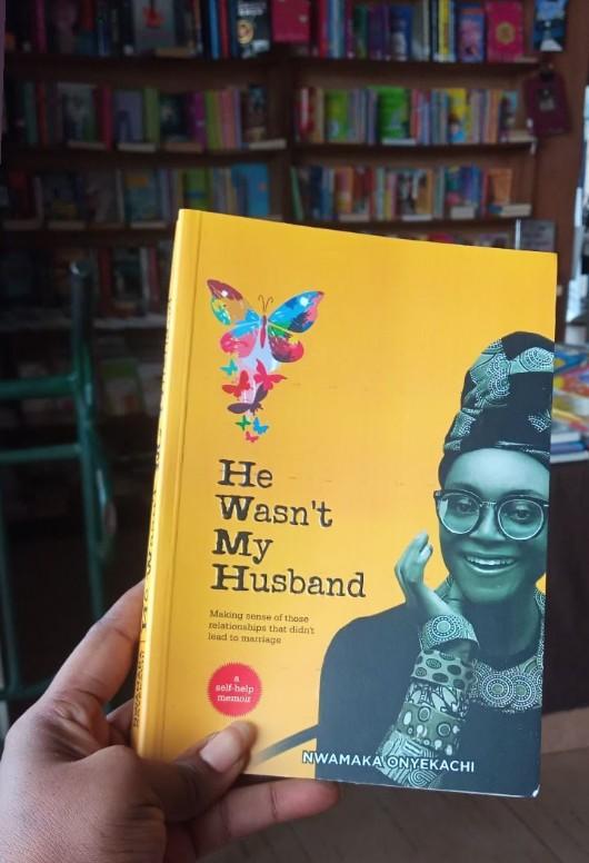 He wasn't my husband