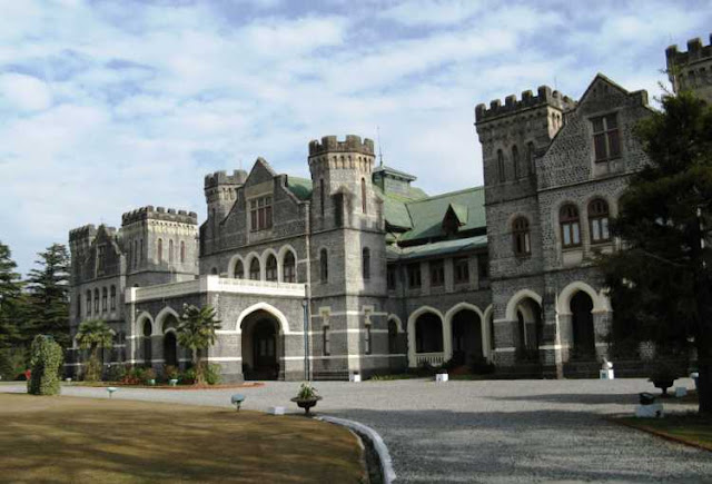 Governor's House Nainital