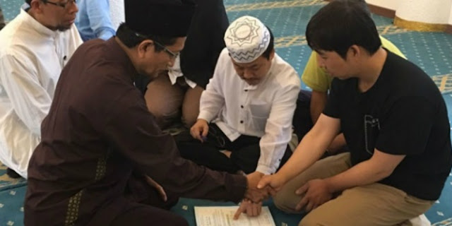 Hendak Mengunjungi WNI Di Korsel, Imam Masjid Istiqlal Ini Justru Mendapatkan Momen Yang Indah