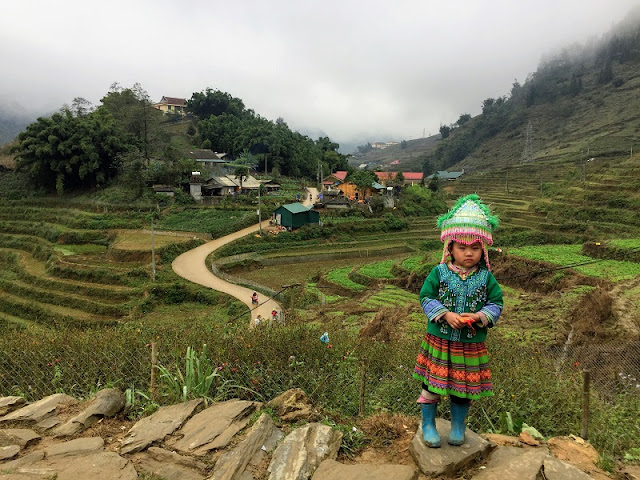 Experience the one-day life of Vietnamese ethnic minorities in Cat Cat Village