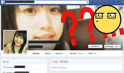 Bagaimana Cara Mengidentifikasi Profile Palsu Atau Asli Di Facebook?
