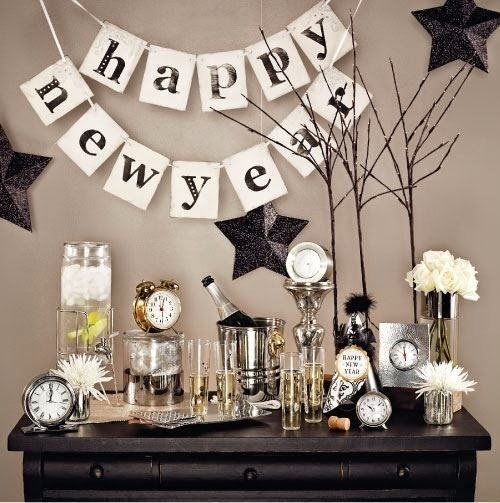 Happy New Year 2019 Home Decoration Pictures iPad