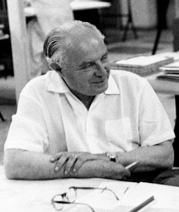 De Poli worked closely with the Milan architect Gio Ponti (above)