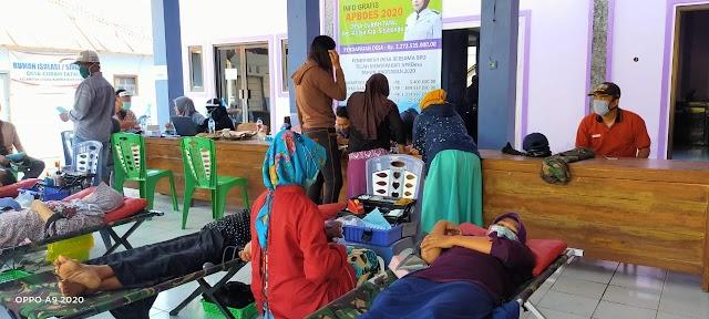 PMI Situbondo Kembali Melaksanakan Kegiatan Donor Darah Secara Massal