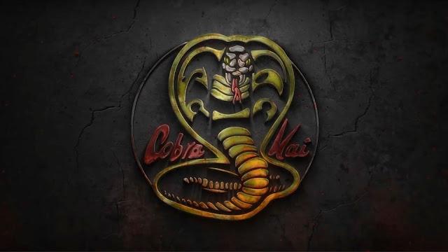 strike first cobra kai wallpaper