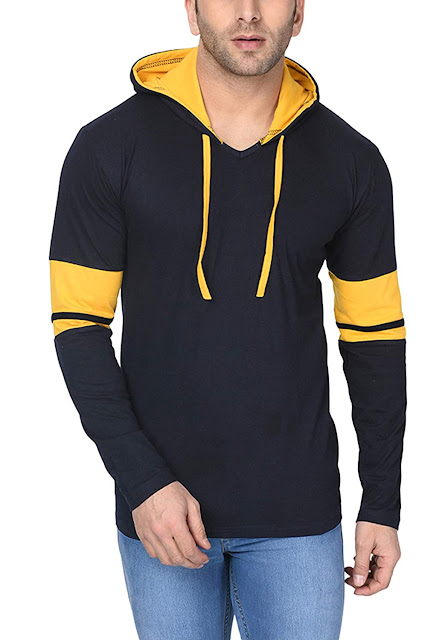Buy KATSO MENS COTTON HOODED T-SHIRT: An Incredibly Easy Method That Works For All At Amazon.in