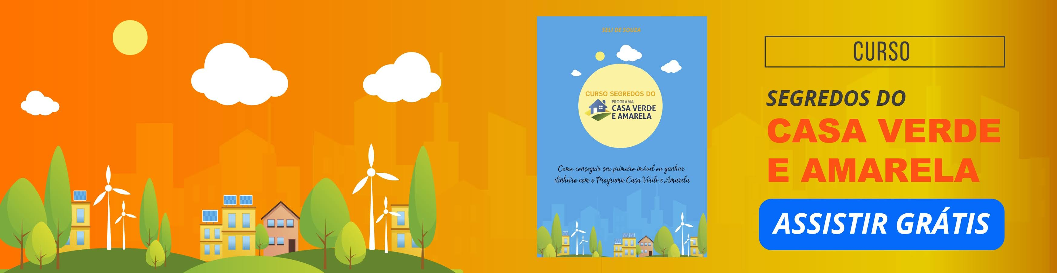 Curso Segredos do Programa Casa Verde e Amarela