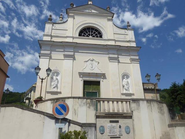 Chiesa San Pietro di Rovereto Zoagli