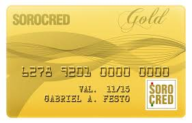 Sorocred Credit Card