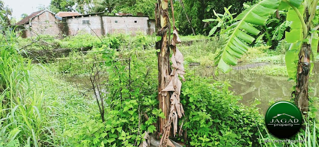 Tanah dekat RS Paru Respira Bantul