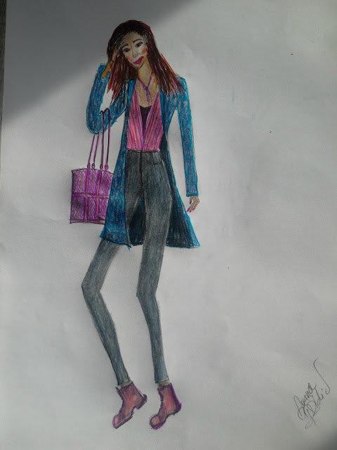 #modaodaradosti #drawing