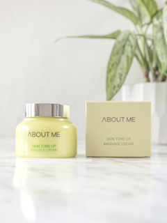 about me skincare massage cream review