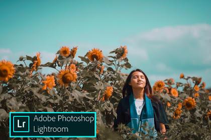 Cara mengedit Foto di Lightroom, Keren!