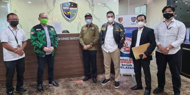 Hina Islam, Tiga Banom PPP Juga  Laporkan M. Kece ke Bareskrim Polri