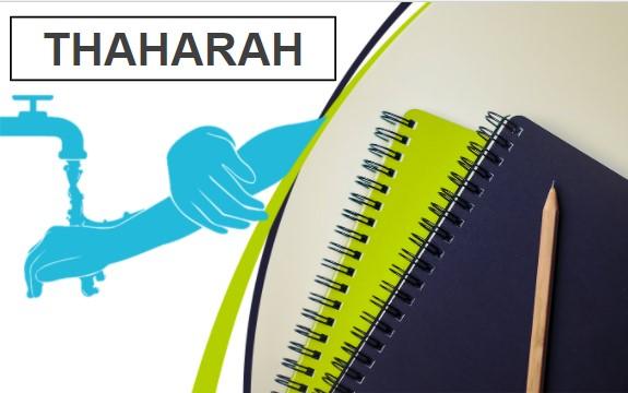 Slide PPT Materi Thaharah