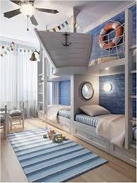 dormitorio náutico infantil