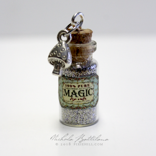 Dragon Soot, Gnome Whiskers and other little magics