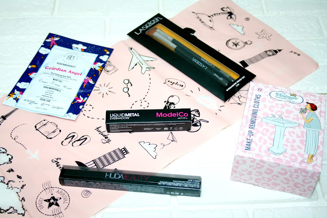 Glossybox World of Beauty