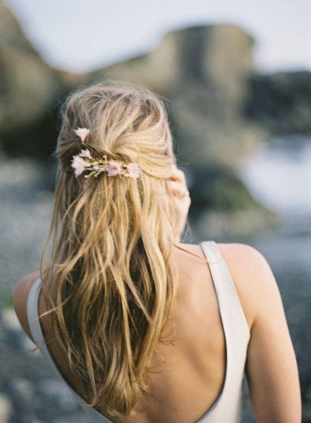 peinados de novias faciles