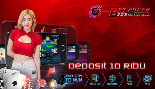 Agen Poker Online 10 Rb Cimb Niaga