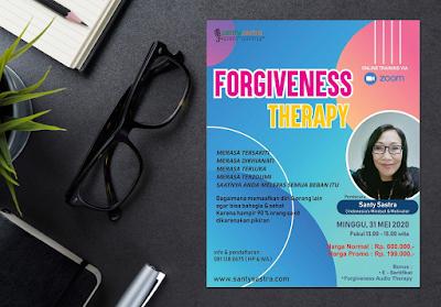 Forgivenes Therapy Santy Sastra