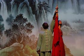 Huang Li: The Bridge of Magpies - Tête à Tête (Photo Claire Shovelton)