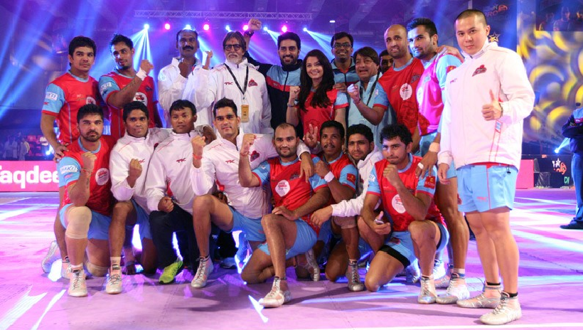 Jaipur pink panthers 2017