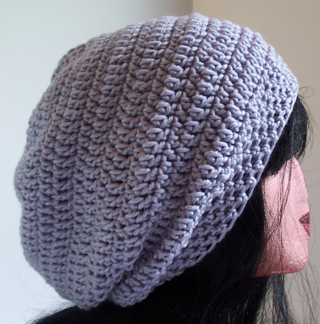23f4a331c1c Orlando Slouch Hat - Free on Ravelry   Craftsy