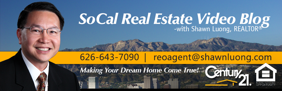SoCal, CA Real Estate Video Blog with Shawn Luong