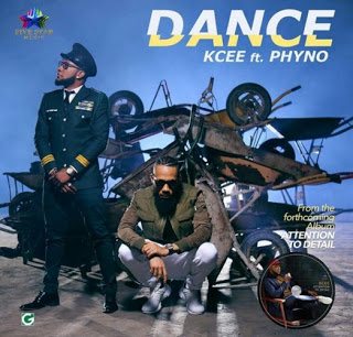 Kcee Ft. Phyno - Dance