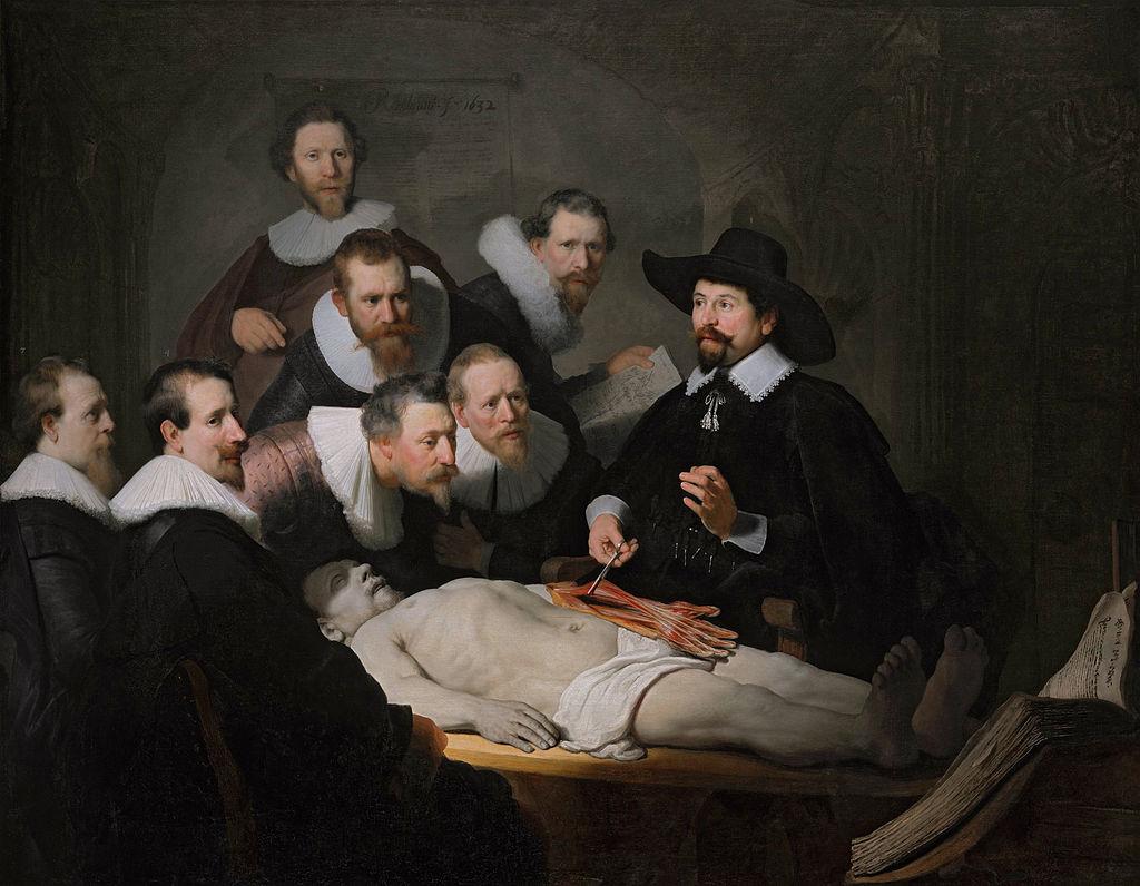 Rembrandt  ~ Suas principais pinturas