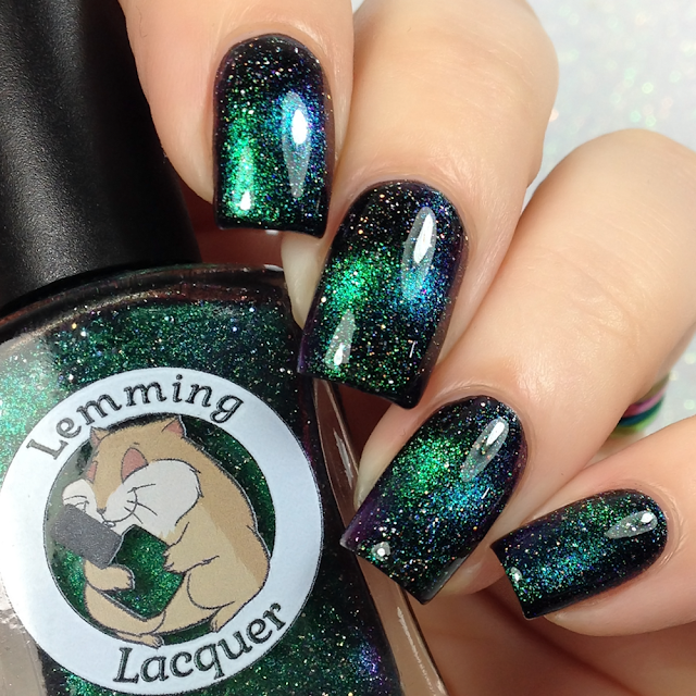 Lemming Lacquer-Milky Way