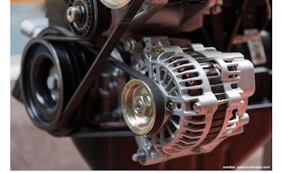 Dinamo alternator mobil tidak mau nyala