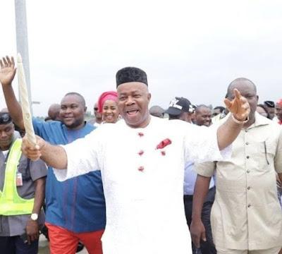 Oshiomhole appoints apoints Akpabio APC leader in Akwa Ibom